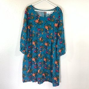 Old navy maternity floral dress